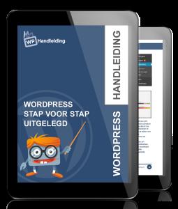 WP-Handleiding-WordPress-stap-voor-stap-uitgelegd-handleiding-255x300